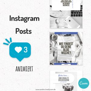 Instagram Post Business 17+3 Animated Sandra Bredtmann_d1